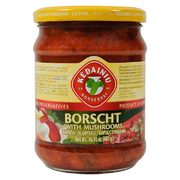 Kedainiu Borscht with Boletus Mushrooms 480g