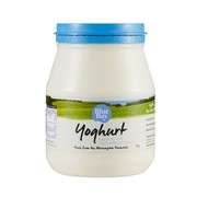 Prostokvasha Natural Yoghurt Blue Bay 500g