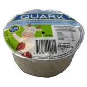 European Farmer's Cheese Quark Traditional 0.5% 275g