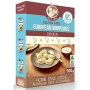 From Granny Gluten Free Chicken Pelmeni Frozen 0.5kg