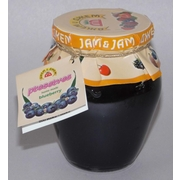 JJ Blueberry  Jam Homemade Recipe 240g