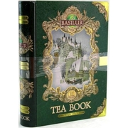 Basilur Tea Book Vol.3 Green Tea Caddy 100g