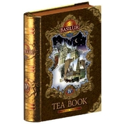 Basilur Tea Book Vol.4 Black Tea Caddy 100g