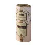 Basilur Fruit & Flowers Jasmine Green Tea Caddy 125g