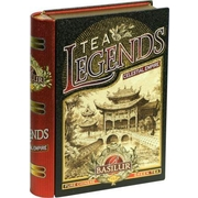 Basilur Tea Book Legends Celestial Empire Green Tea Caddy 100g