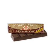 Babaevsky Chocolate Bar w/Chocolate Filling 50g