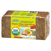 Mestemacher Organic Three Grain Rye Bread 500g