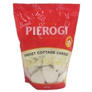 Sam's Pierogi Vareniki Sweet Cottage Cheese Frozen 800g