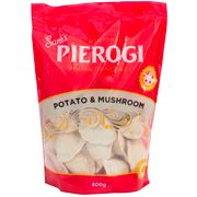 Sam's Pierogi Vareniki Potato & Mushrooms Frozen 800g