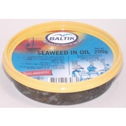 Baltik Seaweed in Oil 200g