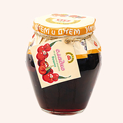 JJ Homemade Recipe Morello Cherry Preserve 360g