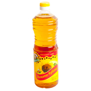 Kuban Gold Sunflower Oil Cold Pressed Unrefined 1L