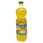OL&DI Sunflower Oil Cold Pressed Unrefined Cold Pressed 1L
