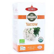 Koro Organic Yarrow Herbal Tea 30g