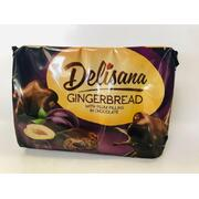 Delisana Gingerbread Stars in Chocolate with Plum 200g