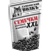 Tambov Wolf Sunflower Seeds Roasted XXL 400g