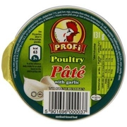Profi Pate with Garlic 131g