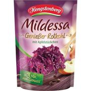 Hengstenberg Mildessa Gourmet Red Cabbage With Apple Pieces in Pouch 400g