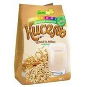 Fitodar Oatmeal Kissel on Milk with Fructose 200g