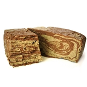 Golden Age Sunflower Halva Chocolate Weighted 400g