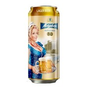 MosBrew Zhigulevskoe Beer 900ml