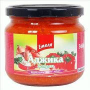 Emelya Adjika Hot 350ml
