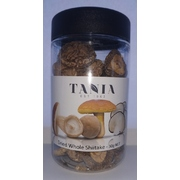 Tania Dried Whole Shiitake Mushrooms 30g