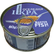 Master Fish Herring Roe 80g