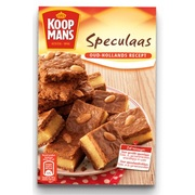 Koopmans Speculaas Dutch Cookies Mix 400g