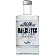 Barrister Dry Gin 0.7L