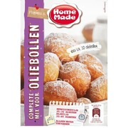 Homemade Dutch Doughnuts Oliebollen Mix 400g