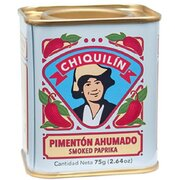 Chiquilin Smoked Paprika Tin 75g