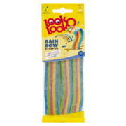 LookOLook Fruit Sour Stripes Zure Regenboog Matten 125g