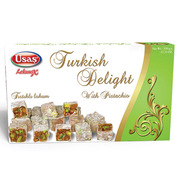 Usas Real Turkish Delight Pistachio 350g