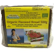 Mestemacher Organic Flaxseed Bread Wheat Free 500g