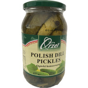 Orzel Polish Dill Pickles 900g