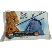 The Old Mill Speculaas Spiced Cookies 150g