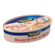 Henaff Chicken Mousse with Port Wine 113g