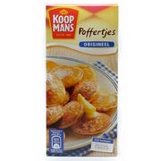 Koopmans Poffertjes Mini Dutch Pancakes Mix 400g