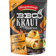 Hengstenberg Mildessa BBQ Kraut Sweet Golden Curry Mango Mild 400g