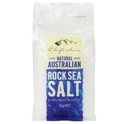 Chef's Choice Natural Rock Sea Salt 1kg