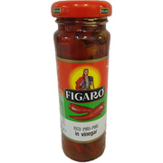 Figaro Red Piri-piri in Vinegar 100g