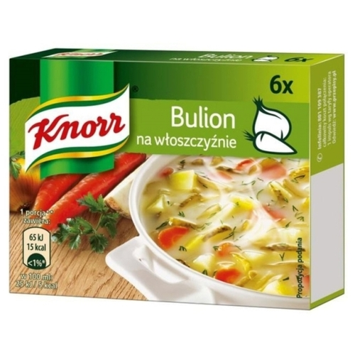 Knorr Vegetable Stock Cubes 60g