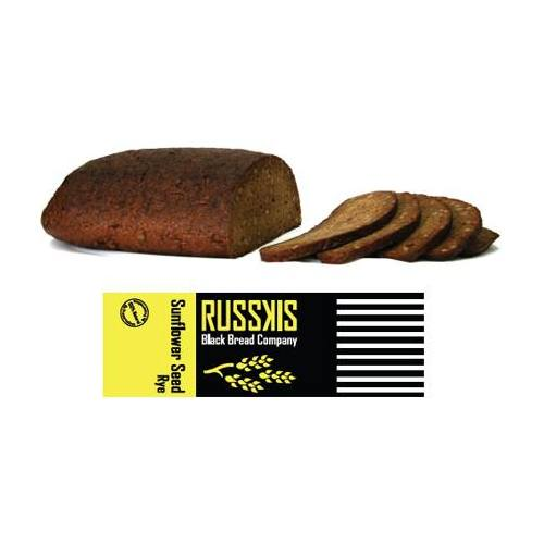 Russkis Sunflower Seeds Rye Bread 700g