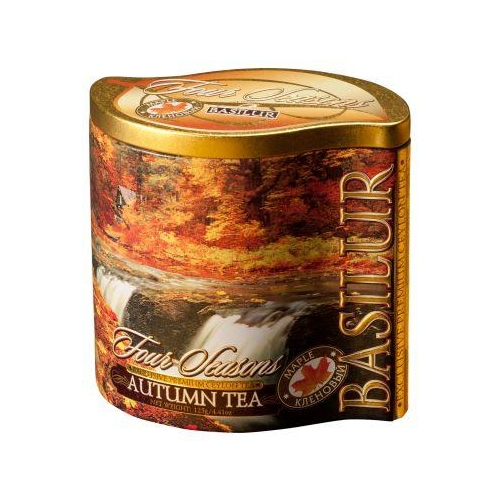 Basilur Four Seasons Autumn Black Leaf Tea 125g