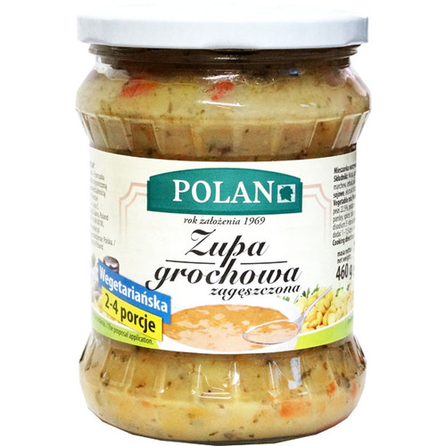 Polan Concentrated Pea Soup 460g